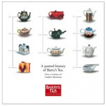 Ad for Barry's Tea