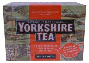 Taylors Yorkshire Red or Original Tea