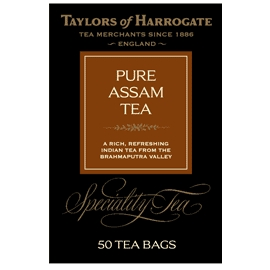 Taylors of Harrogate Assam Tea.