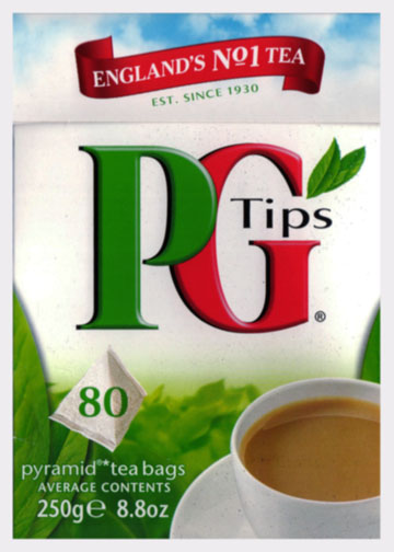 p g tips Latest marketing and advertising news for pg tips, including insights and opinions.