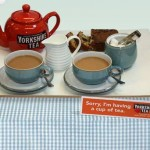 Make Your Own Yorkshire Tea Sign