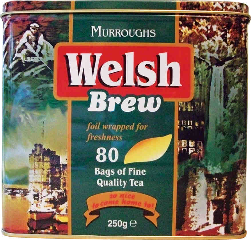 Welsh Brew Caddy