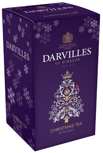 Darvilles Christmas Tea